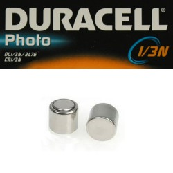 Duracell 1/3n Lithium Battery (box 5)