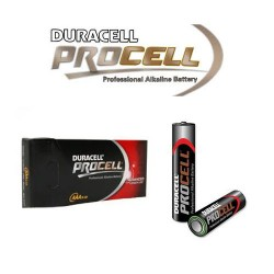 Duracell Procell AA Batteries (Sold in Singles)