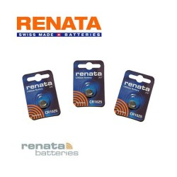 Renata CR1025 Lithium Battery