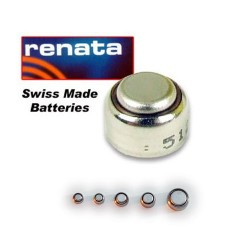 Renata Button Cell Battery (393 Box 10)