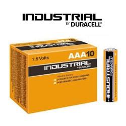 Duracell Industrial AAA Batteries (box 10)