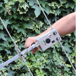 Luksander MN-10 Receiver On Quick Fold Antenna With Pistol Grip