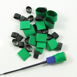 Battery Sleeves and Insulators