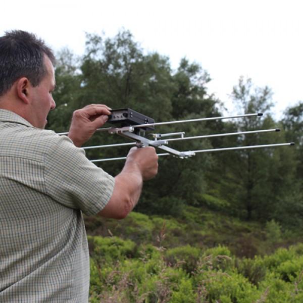 Lazer Fixed Beam Antenna With Pistol Grip